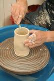 колесо горшечника s Стоковое фото RF