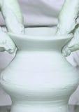 колесо горшечника s Стоковая Фотография RF