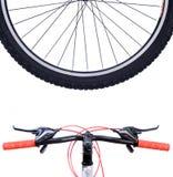 колесо горы bike Стоковая Фотография