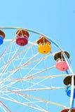 колесо езды ferris Стоковые Фотографии RF