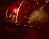 колесо затвора Стоковая Фотография