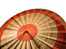 колесо изолированное ferris Стоковая Фотография