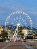 Колесо Канн - Ferris стоковое изображение
