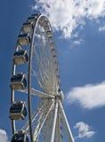 колесо неба Стоковые Фото