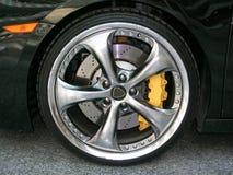 колесо оправы Стоковые Фото
