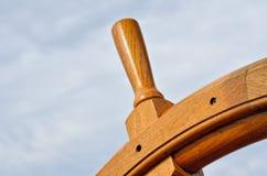 колесо парусника Стоковое фото RF