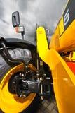 колесо подвеса стоковая фотография