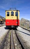колесо поезда 2 cog старое Стоковое Фото