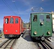 колесо поезда 3 cog старое Стоковое фото RF