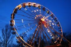 колесо празднества стоковая фотография rf