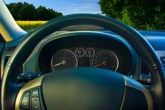 колесо приборной панели Стоковое Изображение RF