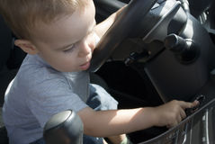 колесо ребенка Стоковое Фото