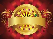 колесо рулетки Стоковое Изображение