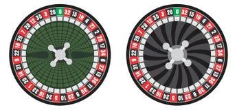 колесо рулетки Стоковые Изображения