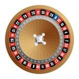 колесо рулетки Стоковая Фотография RF