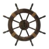 колесо сбора винограда корабля Стоковые Изображения RF