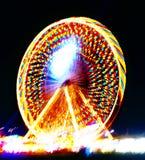 Колесо света Стоковые Фотографии RF