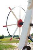 колесо стана Стоковая Фотография