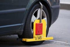 колесо струбцины Стоковая Фотография