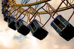 колесо сумрака Стоковая Фотография