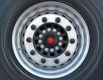 колесо тележки Стоковая Фотография