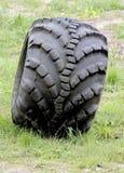 колесо трактора Стоковая Фотография RF