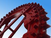 колесо турбины Стоковое Фото