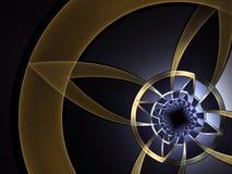 колесо удачи абстракции Стоковые Изображения