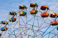 колесо утехи Стоковая Фотография