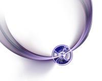 колесо фрактали Стоковая Фотография RF