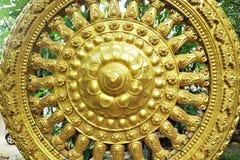 колесо шестерни Будды Стоковое Изображение RF