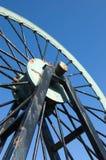 колесо шкива Стоковые Изображения