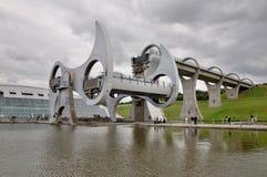 колесо Шотландии движения falkirk Стоковые Фотографии RF