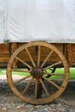 колесо экипажа Стоковое Изображение