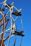 колесо 2 ferrris стоковое изображение