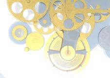 колесо 3d Стоковые Изображения RF