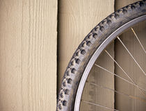 колесо bike Стоковые Изображения