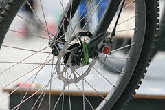 колесо bike Стоковое Изображение RF
