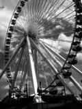 Колесо Branson Ferris стоковые изображения rf