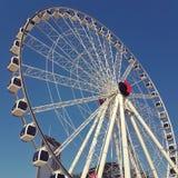 колесо brisbane стоковое изображение rf