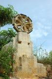 колесо dharma Стоковое Фото