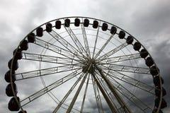 колесо ferris большое стоковое фото rf