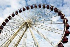 колесо ferris большое стоковые изображения rf