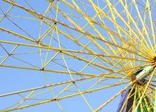 колесо ferris детали Стоковая Фотография RF