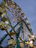 Колесо Ferris масленицы стоковое фото rf
