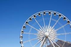 Колесо Ferris на портовом районе Cape Town Стоковые Изображения