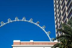Колесо Ferris Туристические достопримечательности Лас-Вегас, Невада Стоковое Изображение
