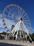 Колесо Ferris стоковая фотография rf