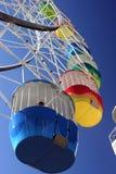 колесо ferris Стоковое Изображение