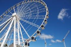 колесо ferris brisbane стоковые изображения